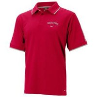 Ohio State Classic Dri Fit Nike Polo