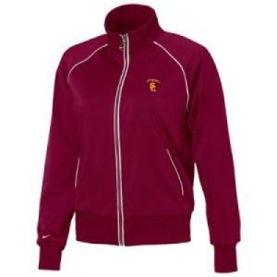 Usc Women's Nike Track Star Jacket