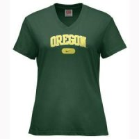 Oregon Women's Nike Arch T-shirt