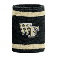 Nike Wake Forest Shootaround Wristband - 2 Pack