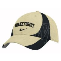 Wake Forest 2008 Nike Players Cap