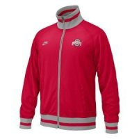 Ohio State Nike Full Medal Track Jacket