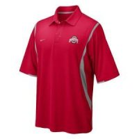 Ohio State Nike Double Reverse Polo