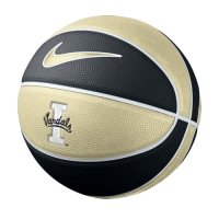 Nike Idaho Vandals Mini Rubber Basketball