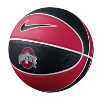 Ohio State Buckeyes Basketball - Nike Mini Rubber Basketball