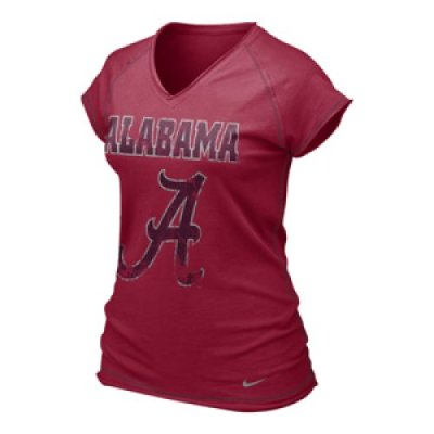 Nike Women's Alabama Crimson Tide Ole Faithful Tee