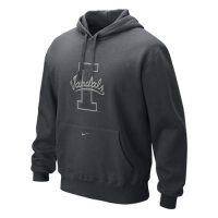 Nike Idaho Vandals Classic Logo Seasonal Hooded Sweatshirt