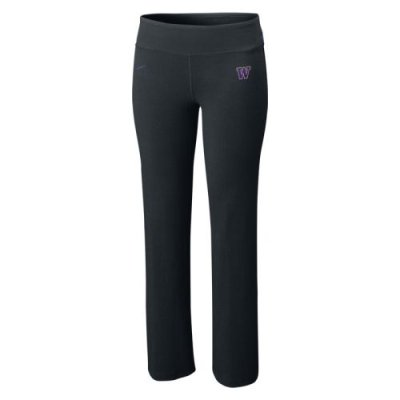 Nike Washington Huskies Womens Be Strong Dri-fit Pant