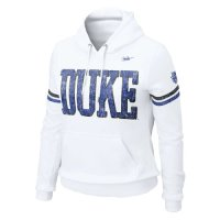 Nike Duke Blue Devils Womens Vault Pull-over Hooded Sweatshirt