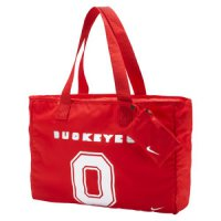 Nike Ohio State Buckeyes Womens Graphic Play Tote Bag