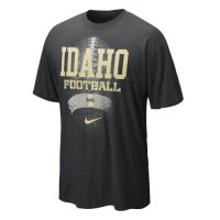 Nike Idaho Vandals Seasonal Football T-shirt