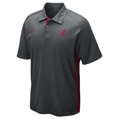 Nike alabama crimson tide elite force polo for Alabama crimson tide polo shirts