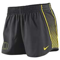 Nike Oregon Ducks Womens Stealth Pacer Short