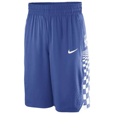 Nike Kentucky Wildcats Hyper Elite Road Short - Royal