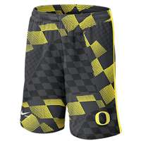 Nike Oregon Ducks Lacrosse Digital Training Short