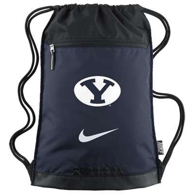 Nike Byu Cougars Team Training Gymsack