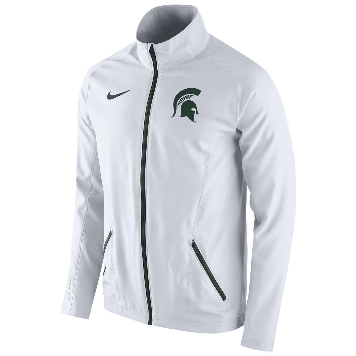 Michigan State Zip Up Hoodie