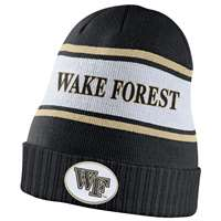 Nike Wake Forest Demon Deacons Dri-FIT Sideline Knit Beanie