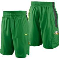 Nike Oregon Ducks Authentic Woven Replica Basketball Short
