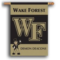 Wake Forest 2-sided Premium 28