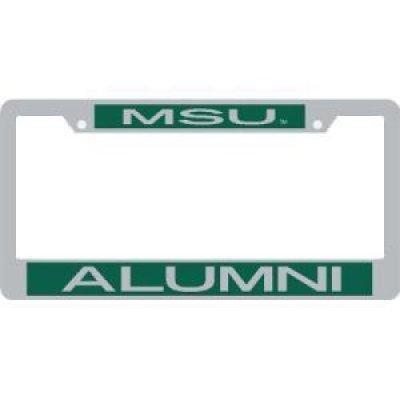 Michigan Alumni License Plate Frame