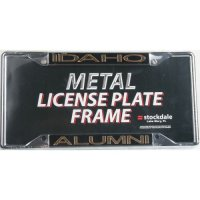 Idaho Vandals Alumni Metal Inlaid Acrylic License Plate Frame