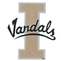 Idaho Vandals Decal - 4