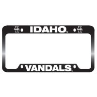 Idaho Vandals Full Color Metal License Plate Frame