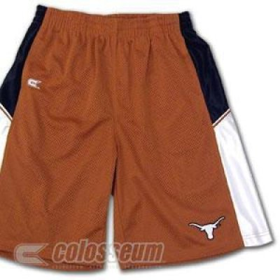 Texas Endline Basketball Shorts