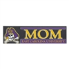 East Carolina Pirates Die Cut Decal Strip - Mom