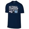 Gonzaga Bulldogs Championship Game T-Shirt