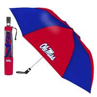 Mississippi Ole Miss Rebels Golf Umbrella - Auto Folding