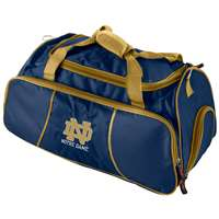 Notre Dame Fighting Irish Gym Duffel Bag