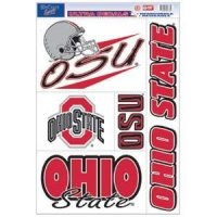 "Ohio State University 11""x17"" Ultra Decal Set"