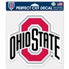 Ohio State Buckeyes Full Color Die Cut Decal - 8