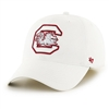 South Carolina Gamecocks '47 Brand Sawyer Closer Hat - White