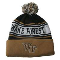 Wake Forest Demon Deacons Top of the World Ambient Cuff Knit