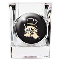 Wake Forest Demon Deacons Shot Glass - Square 2oz