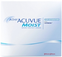 1-Day Acuvue Moist for Astigmatism (90 lenses)