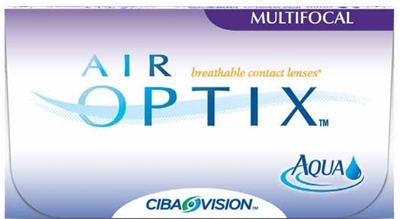 Air Optix Aqua Multifocal (6 lenses)