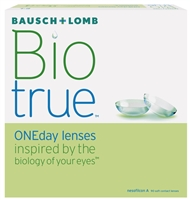 Biotrue ONEday (90 lenses)
