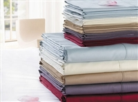 1000TC Pure Cotton Sateen Sheet Sets
