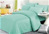 500+ Pure Cotton Sateen Quilt Cover Set