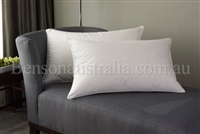 100% Pure White Duck Feather Pillows