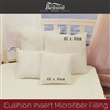 Cushion Insert Microfiber Filling