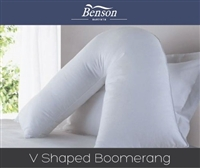 Microfiber V Shaped Boomerang