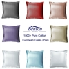 Pure Cotton 1000TC European Pillowcases