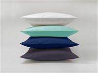 500 Pure Cotton Sateen Pillowcases (Pair)