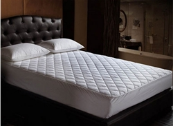 Waterproof Quilted Fitted Mattress Protector