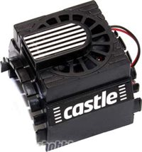 Castle creations blower fan for 1 10th motors for How much does a blower motor cost